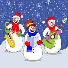 snowman music
