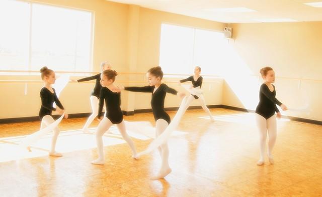 Dance Studio Enrollment