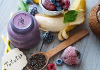"Healthy Smoothie Recipes for Dancers: ""En Pointe"""