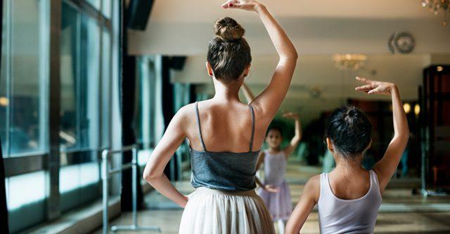 being a dance teacher