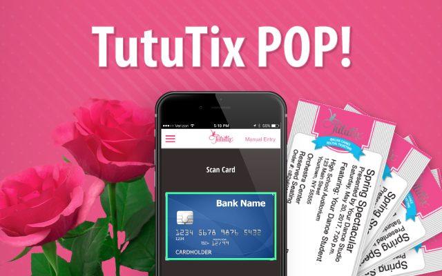 TutuTix POP
