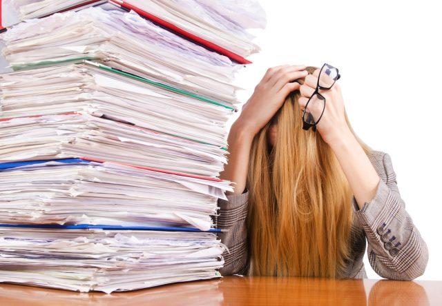 Busy Season Stress